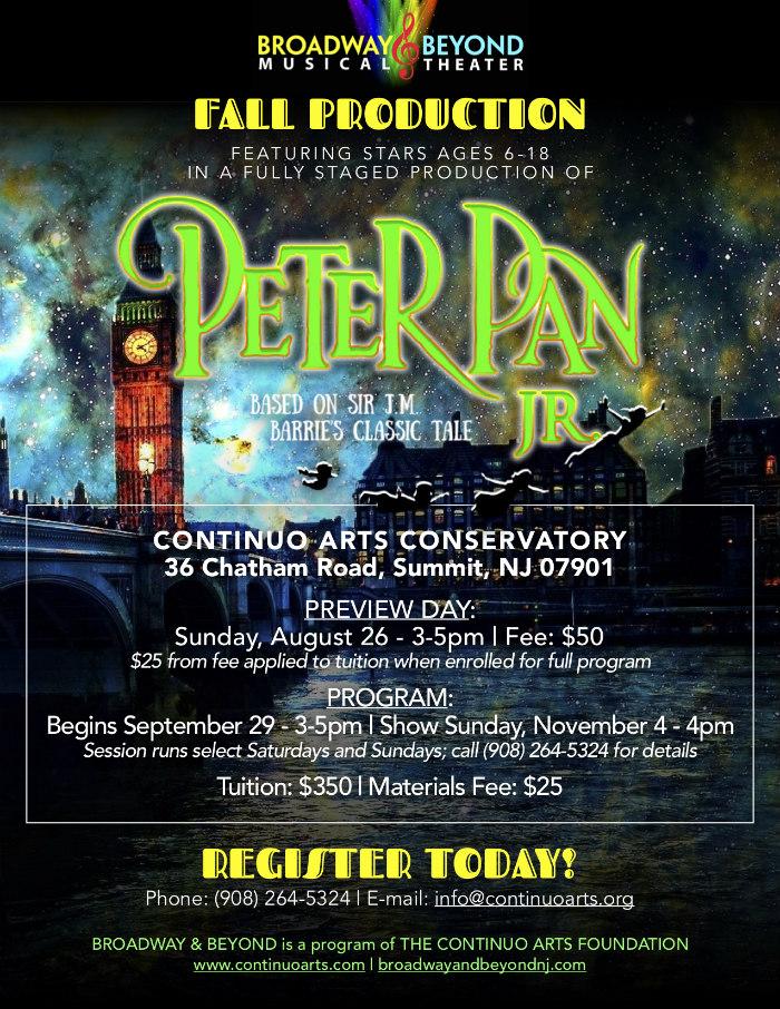 Peter Pan poster 2